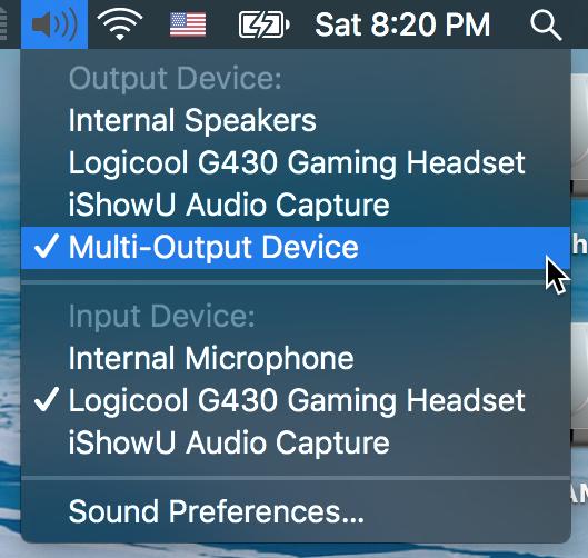 Capturing Desktop Audio on El Capitan • memdump